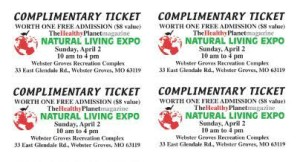 HP Expo Tickets